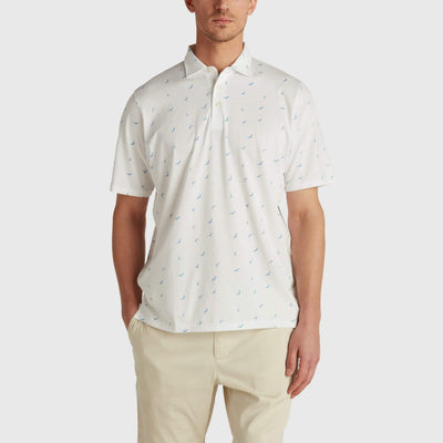 HARBOR ISLAND POLO - B.Draddy