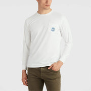 B.Draddy WHITE / SML WINGED FOOT HERITAGE U.S. OPEN WILLIE CREWNECK TEE