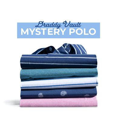 B.Draddy Draddy Vault Mystery Polo