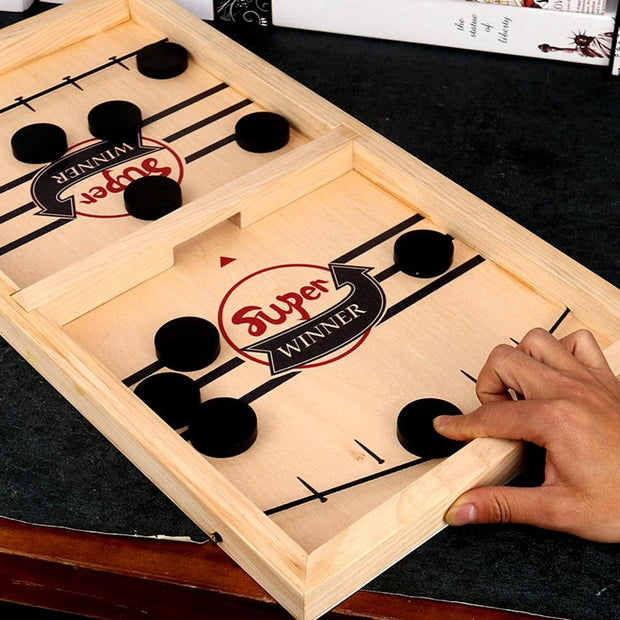 SlingPuck™ Official Hockey Board Game