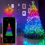 Custom LED Christmas Tree Decoration Lights