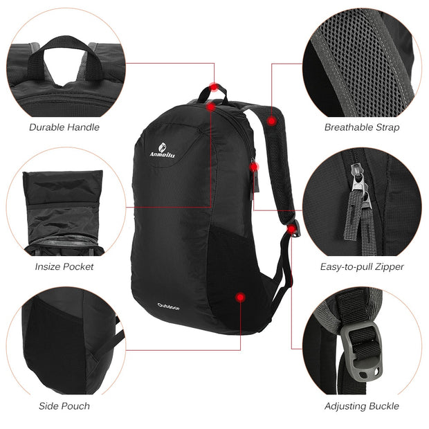 Anmeilu™ Foldable Waterproof Backpack