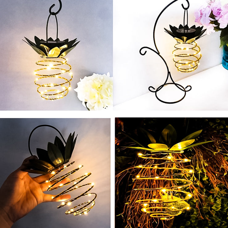 Aloha Pineapple Solar Light™
