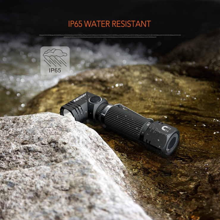 Hands-Free LED Powerful Flashlight