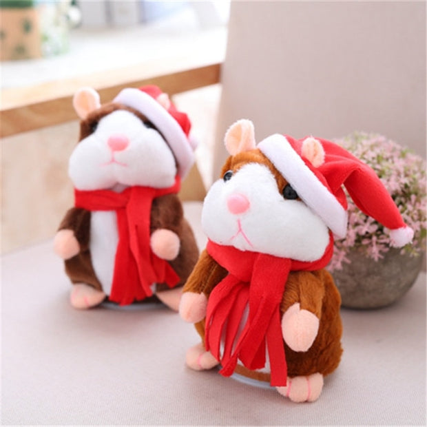 Hamsty™ Talking Hamster Plush Toy