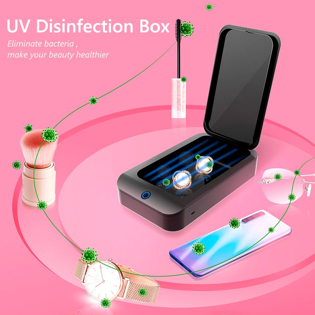 Sterilizex™ UV Smartphone Sanitizer