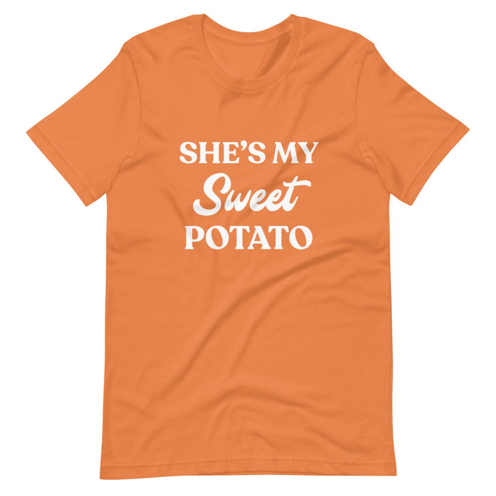 She's My Sweet Potato Tee