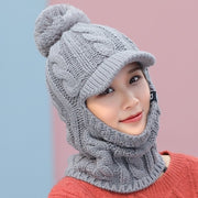 CC® Neck Warmer Knitted Cap