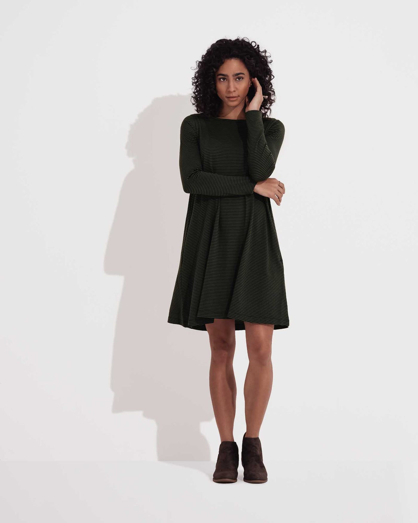 Rowena Swing Dress