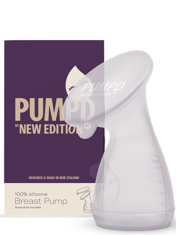 Pumpd Breast Pump