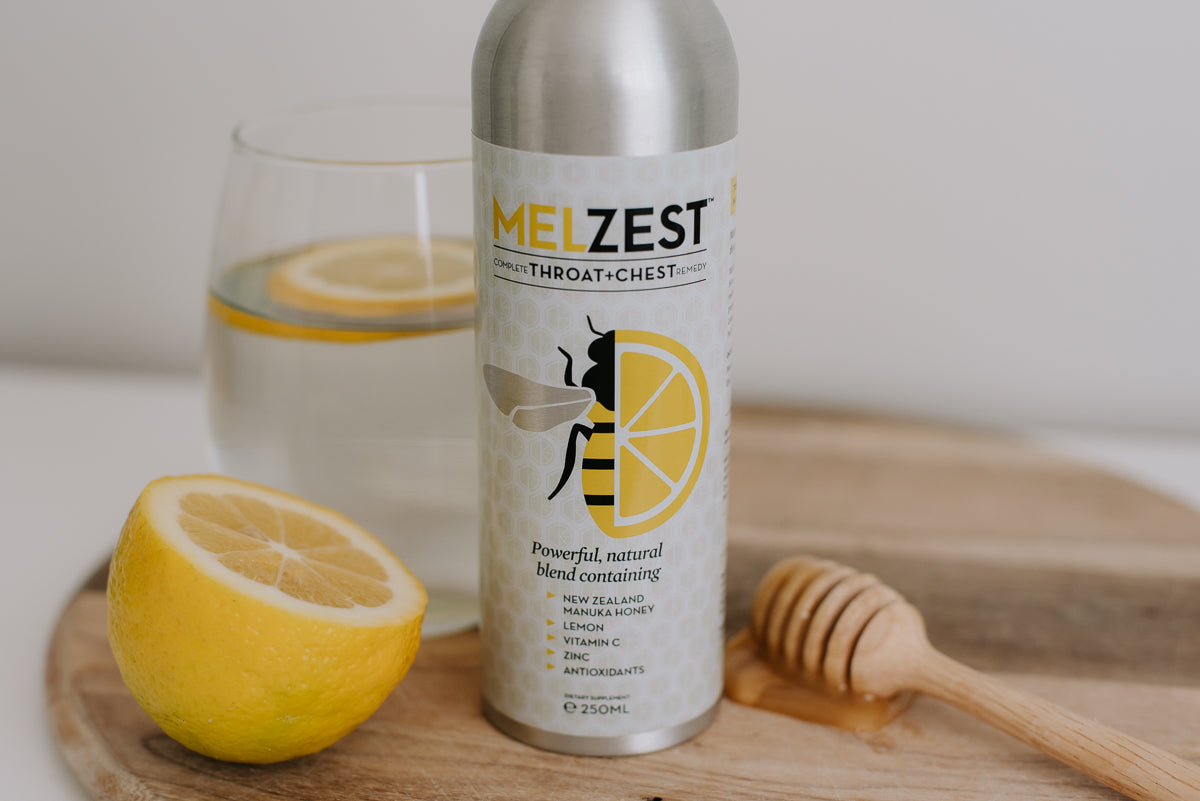 Melzest Throat and Chest Remedy