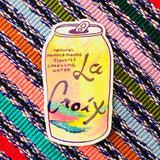 LaCroix Pamplemousse Sticker