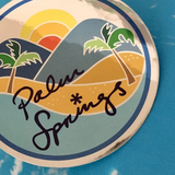 Palm Springs Sticker