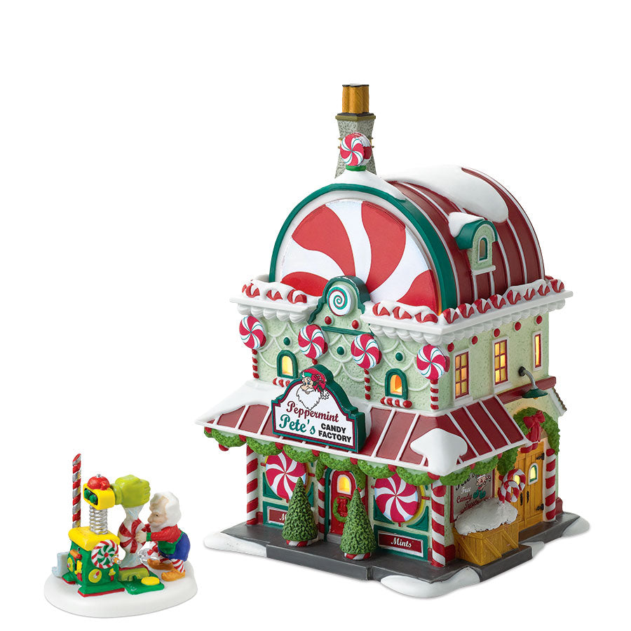 Peppermint Pete's, Set of 2