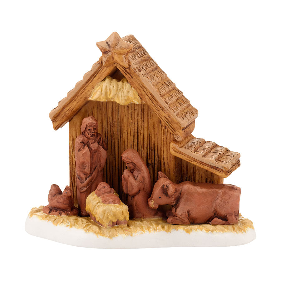 New England Nativity