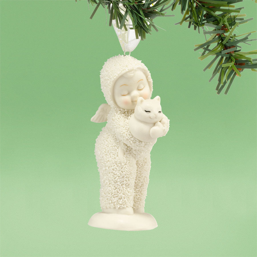 Kitten Carrier Ornament