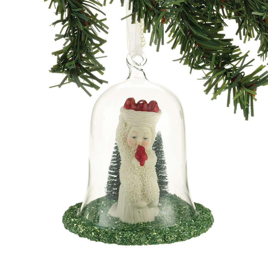 Holiday Tweets Ornament