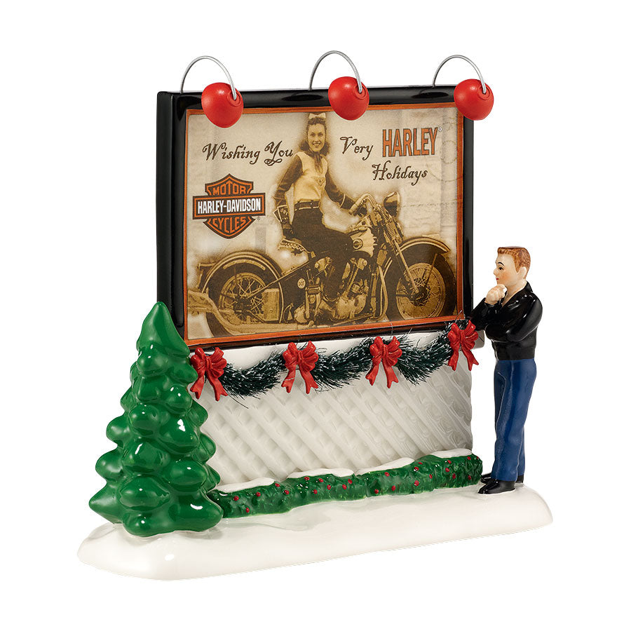 Dreaming Of A Harley® Holiday