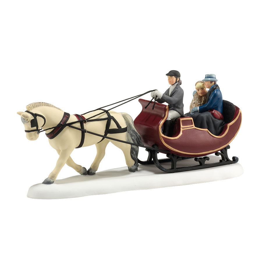 City Sleigh Ride