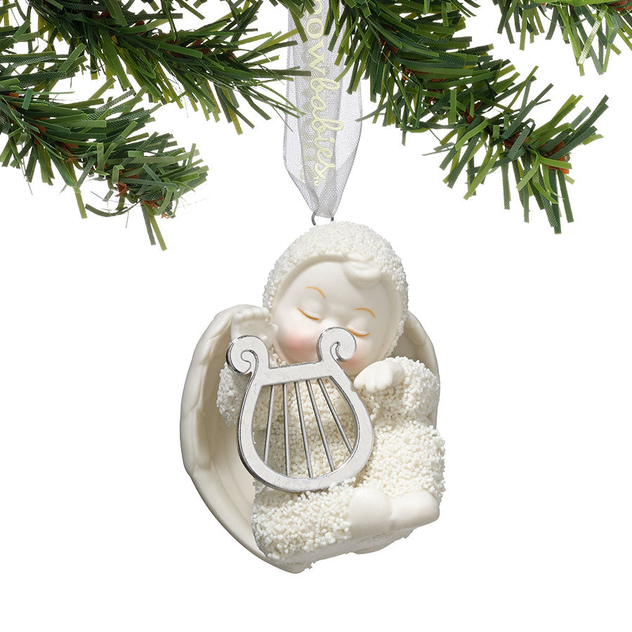Heavenly Music Ornament