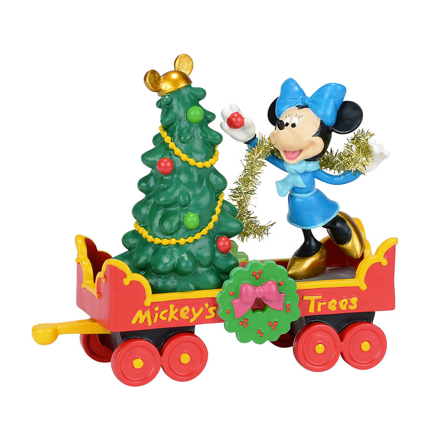 Mickey's Holiday Tree Car