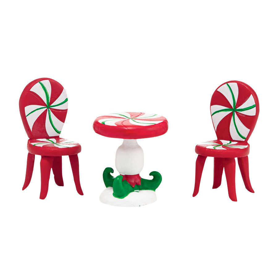 Peppermint Table & Chairs