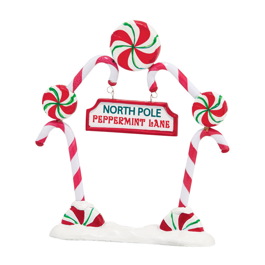 Peppermint Gate
