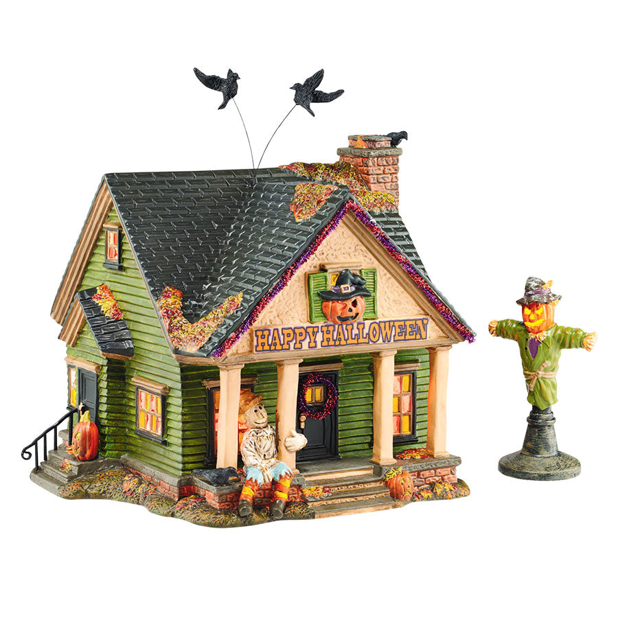 The Scarecrow House