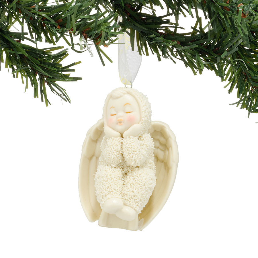 Jesus Loves Me Ornament