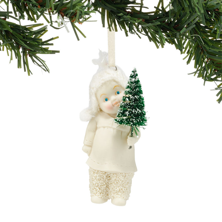 The Littlest Tree Ornament
