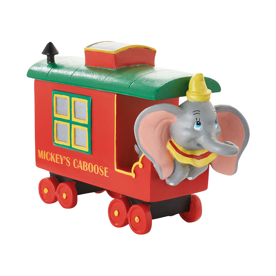 Mickey's Holiday Caboose