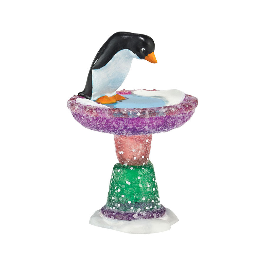 Gumdrop Park Bird Bath