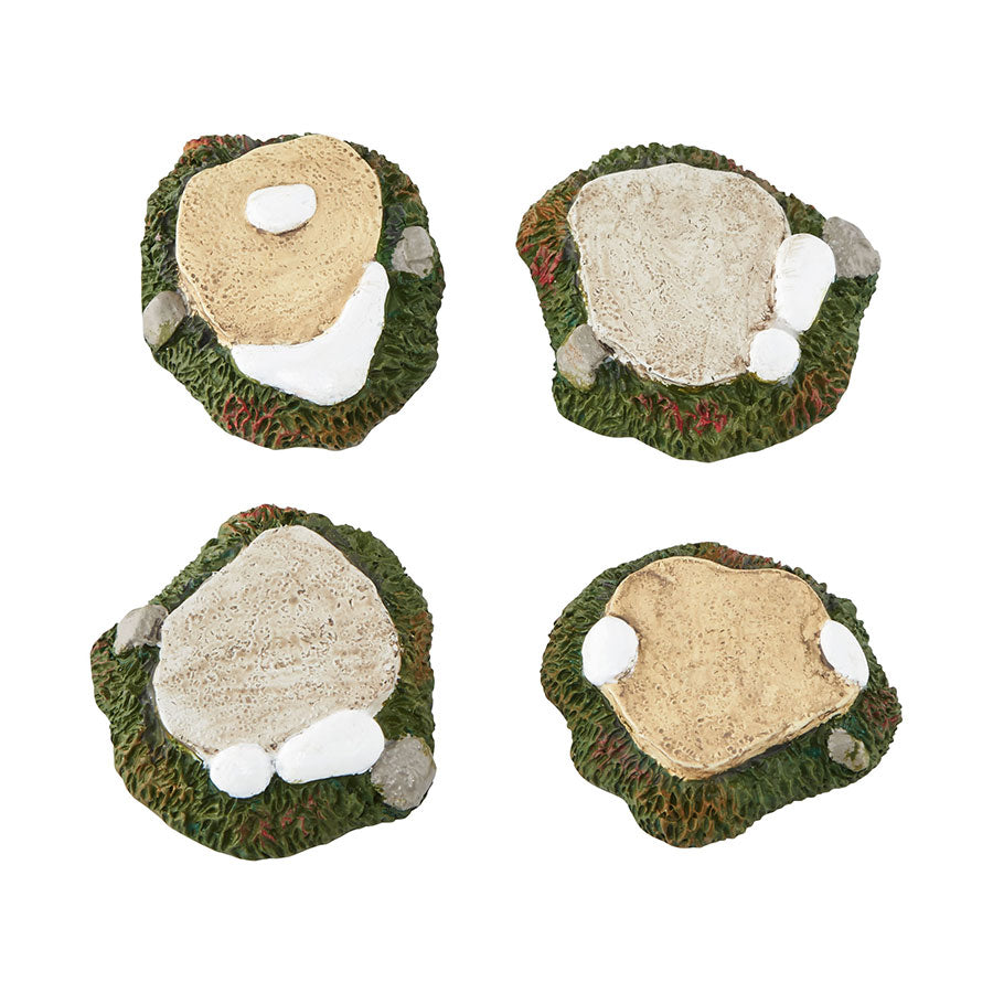 Woodland Stepping Stones