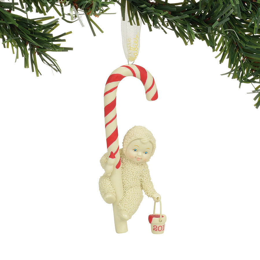Candy Striper Ornament, 2017