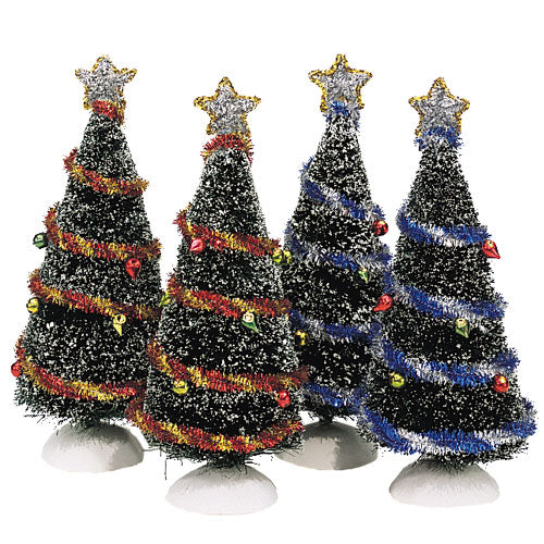 Decorated Sisal Trees