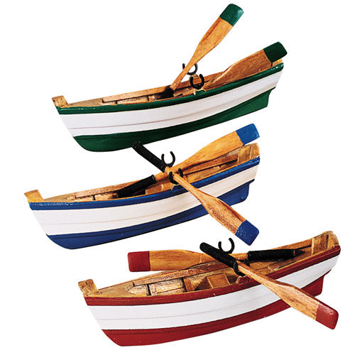 Village Wooden Rowboats