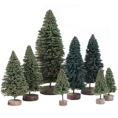 Natural Evergreens