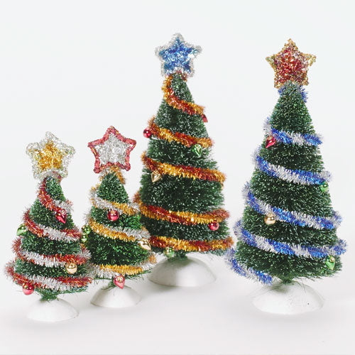 Tinsel Trees