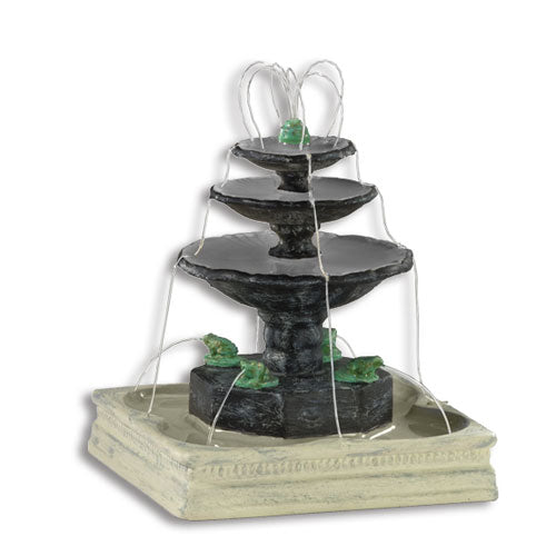 Formal Fountain