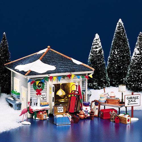 Details about  /department 56 snow village accessories Real Acrylic Ice Set Of 22 Pieces