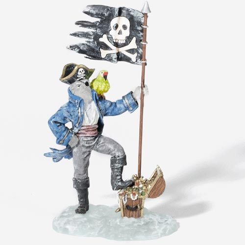 Captain Black Bart's Ghost