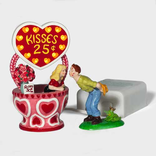 Kisses - 25 Cents