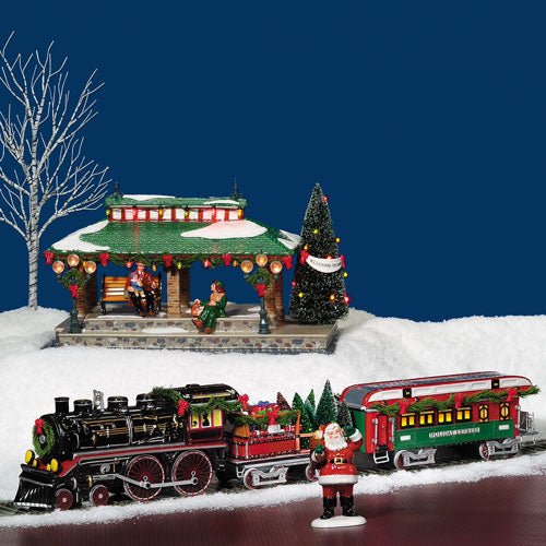 Snow Village Accessory Retired Dept 56 A Home For The Holidays