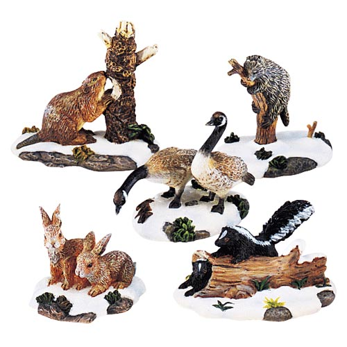 Woodland Wildlife Animals Smal