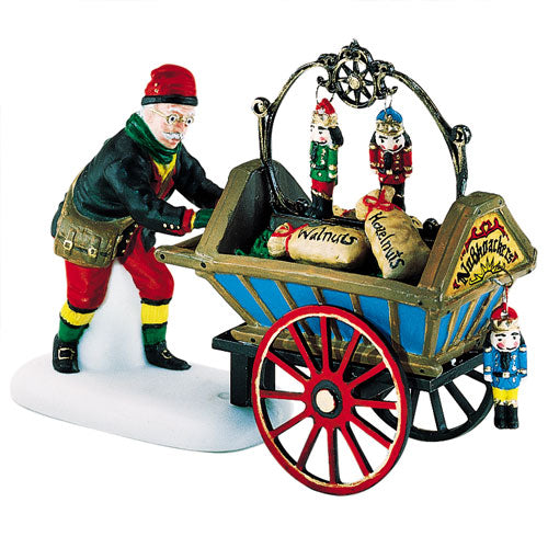 Nutcracker Vendor & Cart