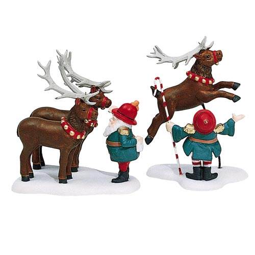 Reindeer Training Camp