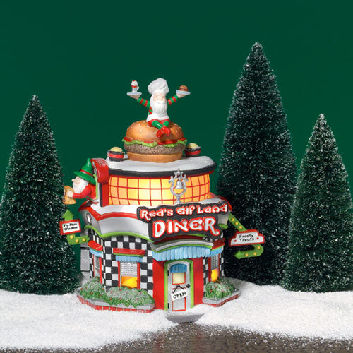 Red's Elf Land Diner