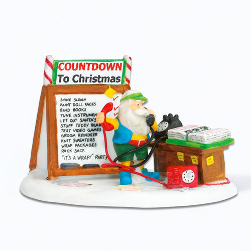 Countdown To Christmas Mission