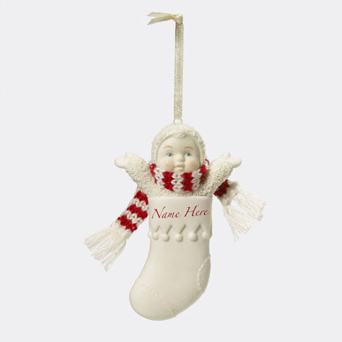 Madeline Stocking Ornament