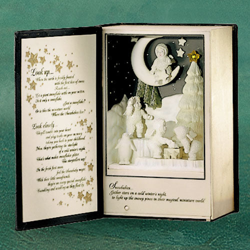 Let It Snow Animated Book Musi